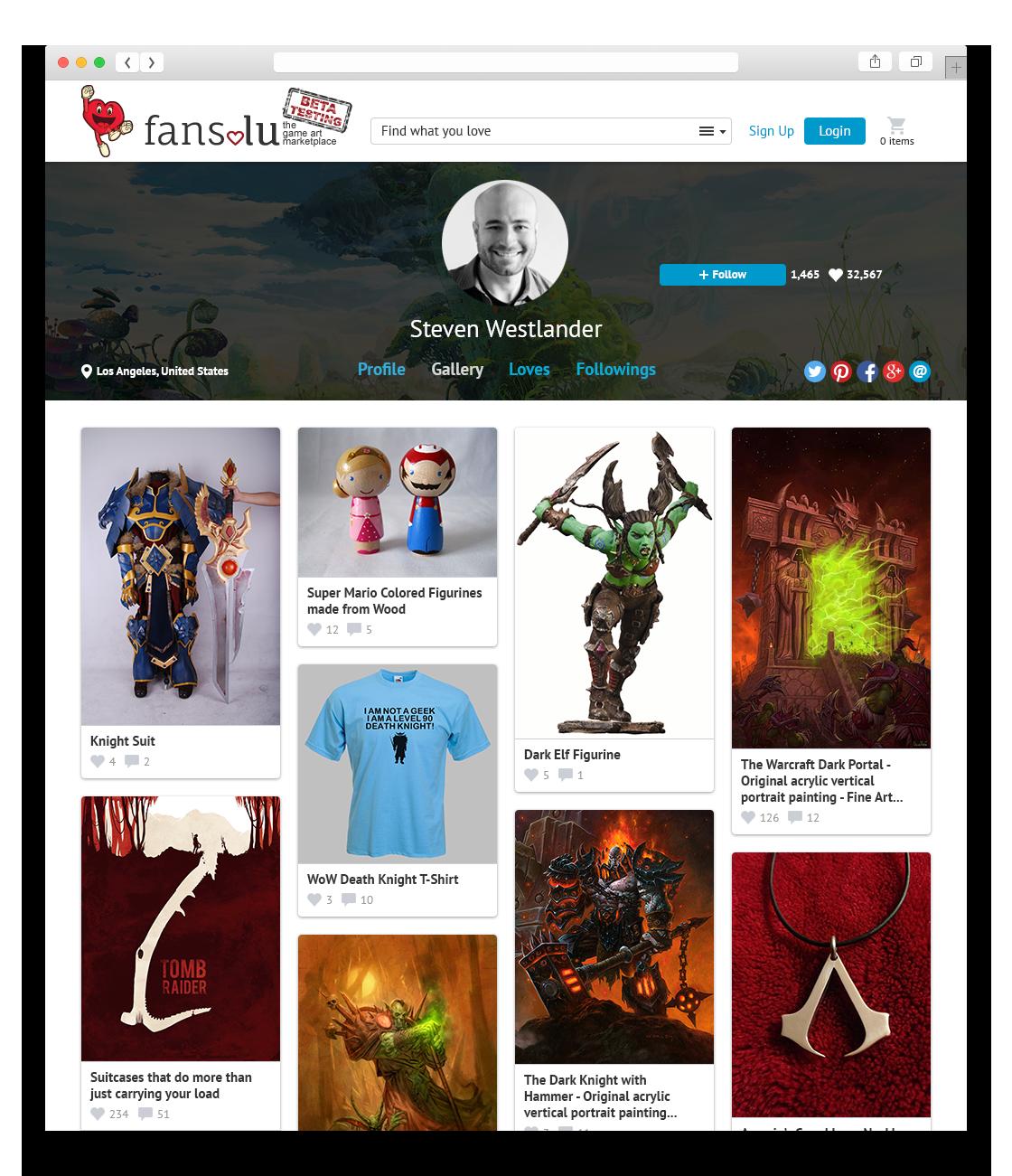fanslu_mvp_artist_public_gallery_page